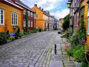 Trondheim-Street